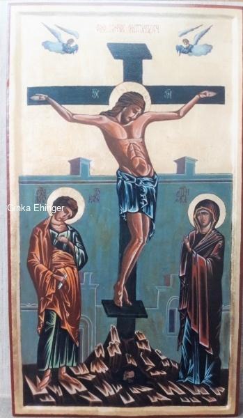 Die-Kreuzung-Christi