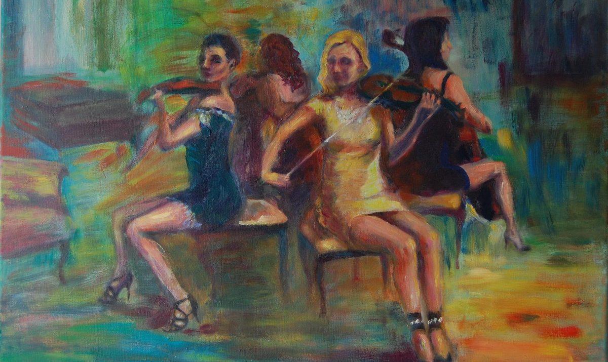 Ginka Ehinger Malerei